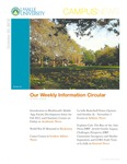 Campus News October 25, 2012