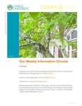 Campus News September 21, 2012