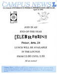 Campus News April 24, 1992