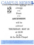 Campus News May 22, 1992