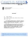 Campus News July 2, 1993
