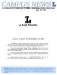 Campus News July 23, 1993