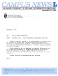 Campus News December 17, 1993