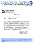 Campus News April 15, 1994