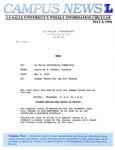 Campus News May 6, 1994