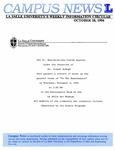 Campus News October 28, 1994
