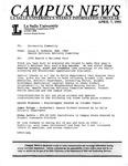 Campus News April 7, 1995