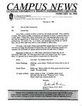 Campus News February 10, 1995