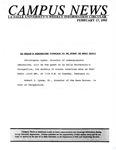 Campus News February 17, 1995