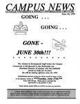 Campus News June 16, 1995