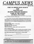 Campus News July 12, 1996