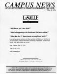 Campus News May 2, 1996