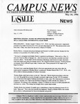 Campus News May 16, 1996