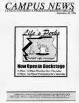 Campus News September 20, 1996