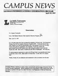 Campus News April 25, 1997