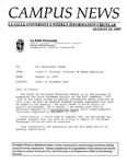 Campus News August 15, 1997