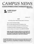 Campus News March 7, 1997