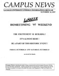 Campus News October 24, 1997