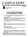 Campus News July 17, 1998