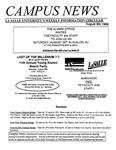 Campus News August 6, 1999
