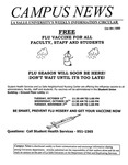 Campus News October 8, 1999