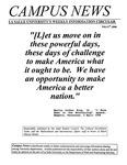 Campus News February 11, 2000