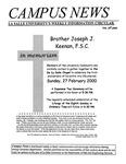 Campus News February 18, 2000