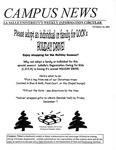 Campus News November 16, 2001