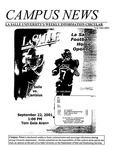 Campus News September 14, 2001