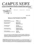 Campus News April 26, 2002