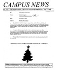 Campus News December 6, 2002