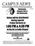 Campus News February 8, 2002