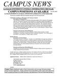 Campus News July 12, 2002