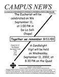 Campus News September 6, 2002