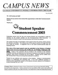 Campus News February 14, 2003