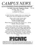 Campus News May 9, 2003
