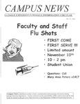 Campus News October 31, 2003