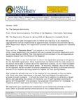 Campus News October 15, 2004