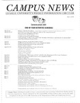 Campus News March 5, 2004