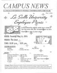 Campus News May 7, 2004