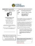 Campus News August 20, 2004