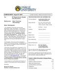 Campus News August 27, 2004