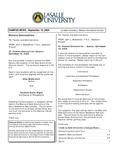 Campus News September 10, 2004