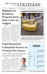 The La Salle Collegian Vol. 92 Issue 20