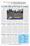 The La Salle Collegian Vol. 93 Issue 8 by La Salle University