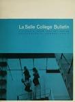 La Salle College Bulletin: Catalogue Issue 1964-1965 / 1965-1966