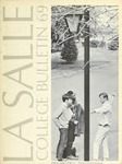 La Salle College Bulletin: Catalog Issue 1968-1969