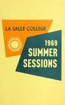 La Salle College Bulletin Summer Sessions 1969