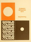 La Salle College Bulletin Summer Sessions Day/Evening 1973