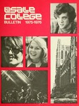 La Salle College Bulletin: Catalog Issue 1975-1976